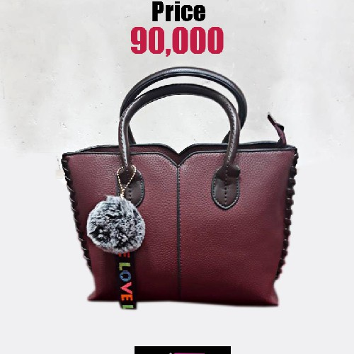 21e8cb09fc Buy LADIES BAG PRADA MARROON Online in Ugandan - UGx 90000