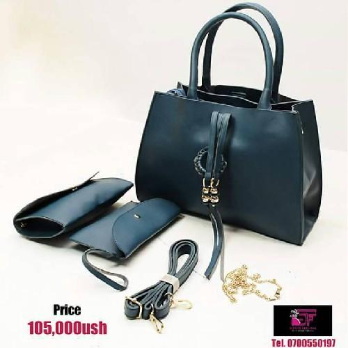 8571773b2e Buy LADIES BAG PRADA DARK BLUE Online in Ugandan - UGx 105000