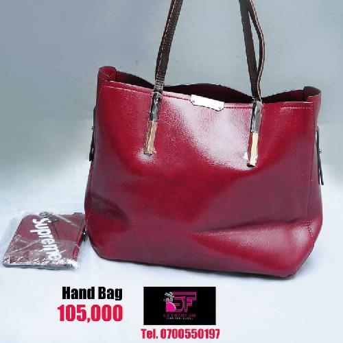 b7b098deea9e22 Buy LADIES BAG PRADA RED Online in Ugandan - UGx 105000